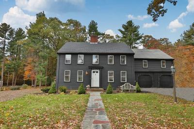 Lynnfield MA Single Family Home For Sale: $799,900