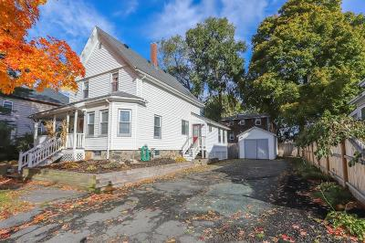 Danvers Single Family Home Sold: 17 Cheever Street