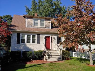 Abington Single Family Home For Sale: 144 Spruce St