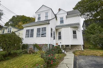 Newton Single Family Home Under Agreement: 1146 Chestnut St
