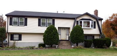 Randolph Single Family Home Under Agreement: 103 Selwyn Rd