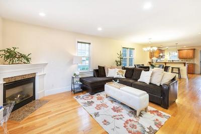 Waltham Condo/Townhouse For Sale: 22 Stearns St. #1