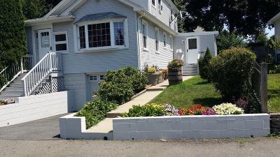 Beverly Single Family Home Contingent: 86 Kernwood Ave