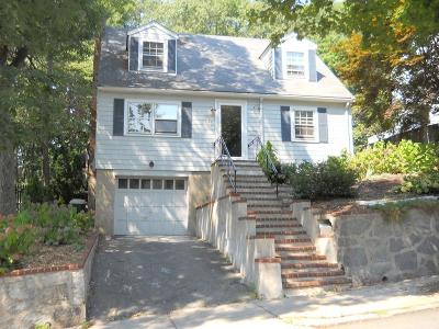 MA-Suffolk County Single Family Home Contingent: 22 Crehore Road