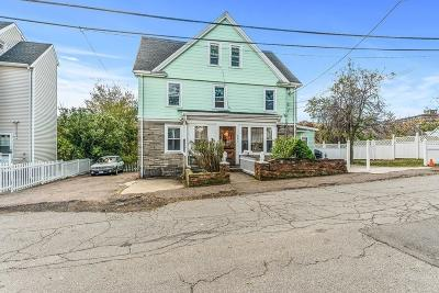 Quincy Multi Family Home Under Agreement: 483 South St