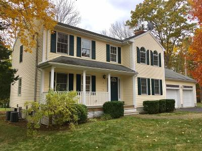 Attleboro Single Family Home For Sale: 32 Twins Circle