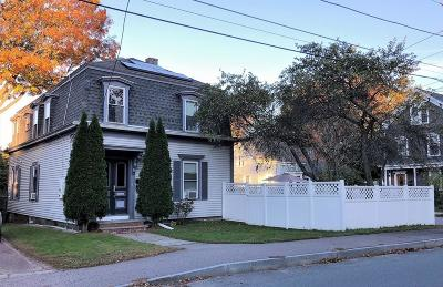 Westborough Multi Family Home Contingent: 10 Charles St
