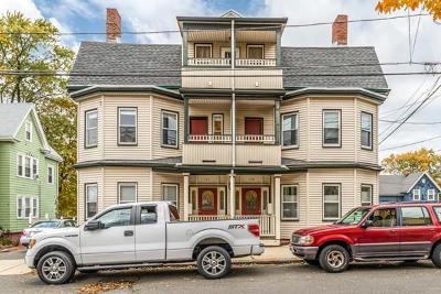 Malden Condo/Townhouse Sold: 136 Walnut St #3