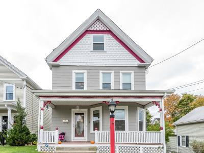 MA-Suffolk County Single Family Home For Sale: 7 Neponset Ave
