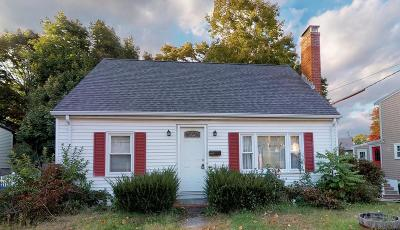 Quincy Single Family Home Under Agreement: 257 West St