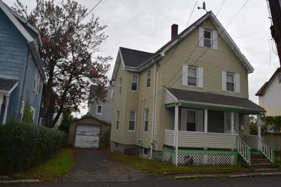 Malden Single Family Home Contingent: 18 Shawmut Terrace
