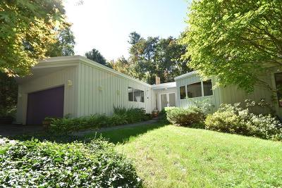 Sudbury Single Family Home Under Agreement: 19 Brewster Rd