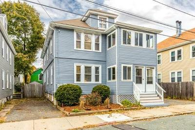 Beverly Multi Family Home Contingent: 28 Mason St
