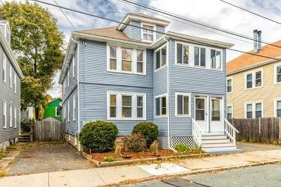 Beverly Multi Family Home Under Agreement: 28 Mason St