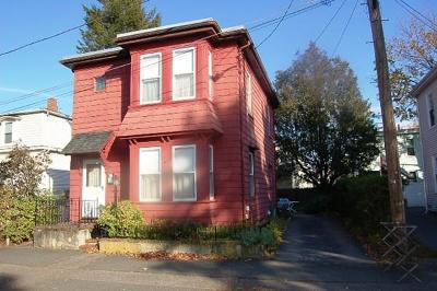 Malden Single Family Home Under Agreement: 10 Ricker Ct