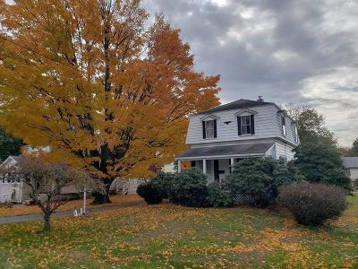 Weymouth Single Family Home For Sale: 917 Commercial St