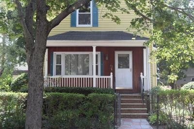 Medford Single Family Home Contingent: 63 Lincoln St
