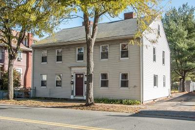 Peabody Multi Family Home Contingent: 91 Central Street