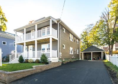 Watertown Condo/Townhouse Contingent: 31 Maple Street #31
