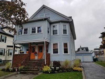 Lynn Multi Family Home Contingent: 155 Tracy Ave