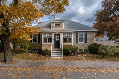 Beverly Single Family Home Contingent: 8 Putnam St