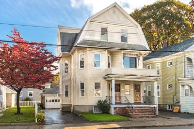 Medford Multi Family Home Contingent: 229-229a Spring St.
