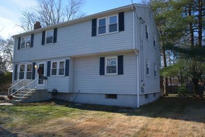 Holbrook Single Family Home For Sale: 7 Rindone Street