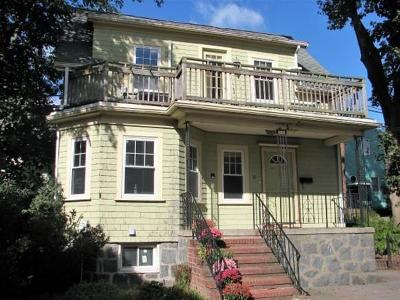 MA-Suffolk County Single Family Home Under Agreement: 31 Cohasset St. #31