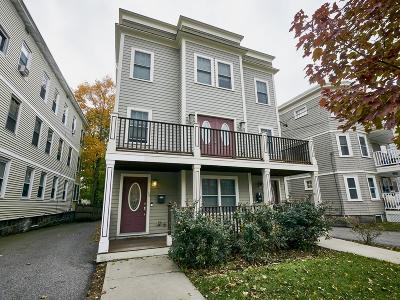 MA-Suffolk County Condo/Townhouse Contingent: 75 Seymour St #B
