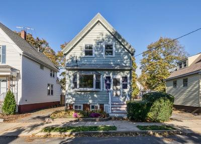 Lynn Single Family Home Back On Market: 54 Glenwood St