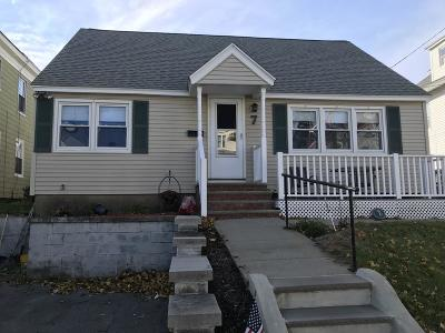 Methuen Single Family Home For Sale: 7 Cypress Ave