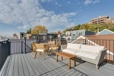 Condo/Townhouse Under Agreement: 32 Mead Street #3