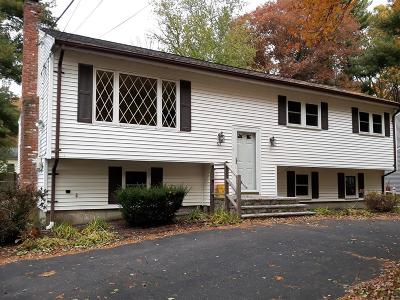 Holbrook Single Family Home Under Agreement: 63 Summit Rd