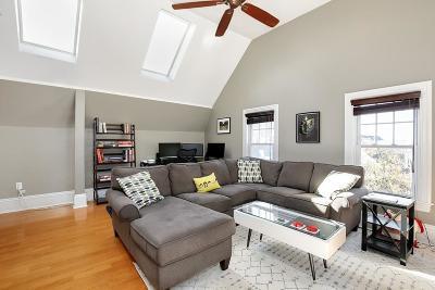 Somerville Condo/Townhouse Under Agreement: 107 Glenwood Rd #3