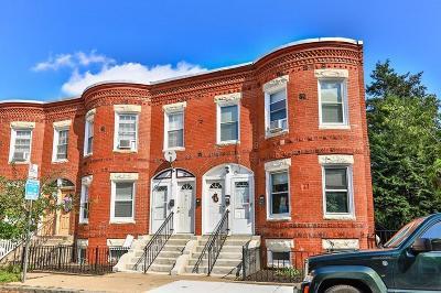 MA-Suffolk County Multi Family Home For Sale: 5-7 Dawson St