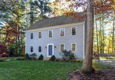 Duxbury Single Family Home Under Agreement: 191 Birch St