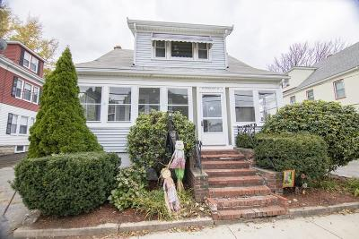 Peabody Single Family Home For Sale: 45 Endicott St