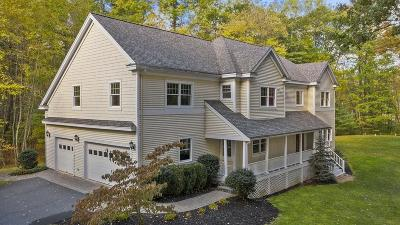 Hopkinton MA Single Family Home Sold: $869,900