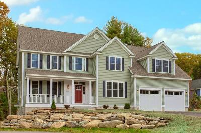 Boxborough Single Family Home For Sale: 1085 Burroughs Rd