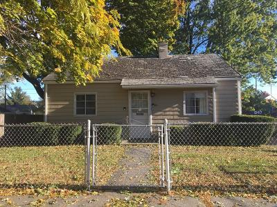 Malden Single Family Home Under Agreement: 94 Daniels St
