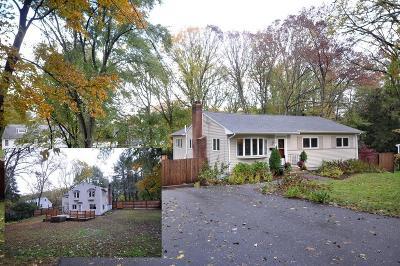 Framingham Single Family Home Under Agreement: 737 Potter Rd
