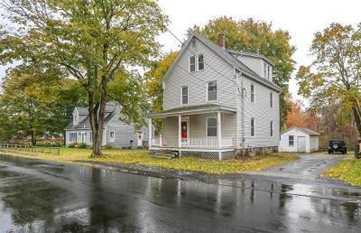Hudson Single Family Home Contingent: 49 Cherry St