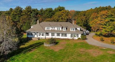 RI-Providence County Single Family Home For Sale: Sumner Brown Road