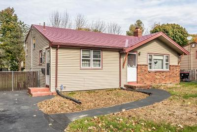 Brockton Single Family Home Contingent: 417 Prospect St