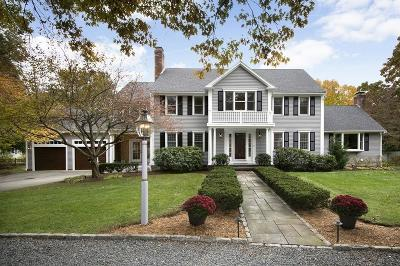 Hingham Single Family Home Contingent: 5 Crooked Meadow Lane