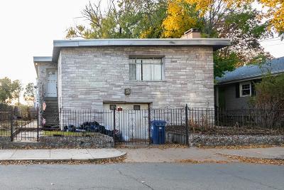 Boston Single Family Home Under Agreement: 81 Everdean St