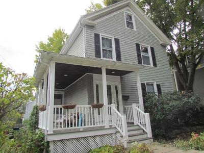 Medford Single Family Home Contingent: 67 Prescott St
