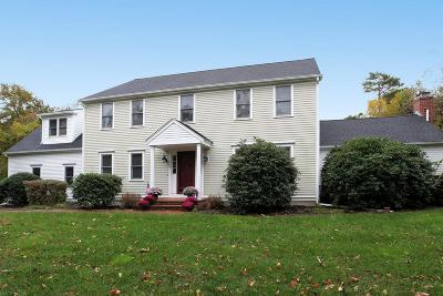Sandwich Single Family Home Under Agreement: 18 Morse Road