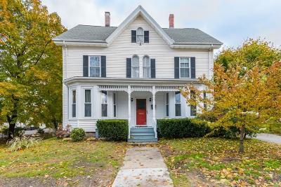 Billerica Single Family Home For Sale: 398 Boston Rd