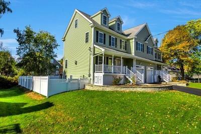 Woburn Rental Under Agreement: 7 Richmond Ave #7